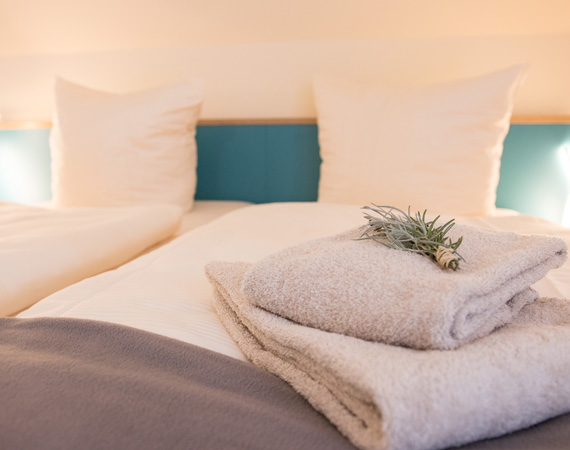 Träumen Sie gut im Landhotel Kräuterberg'l Kreischa