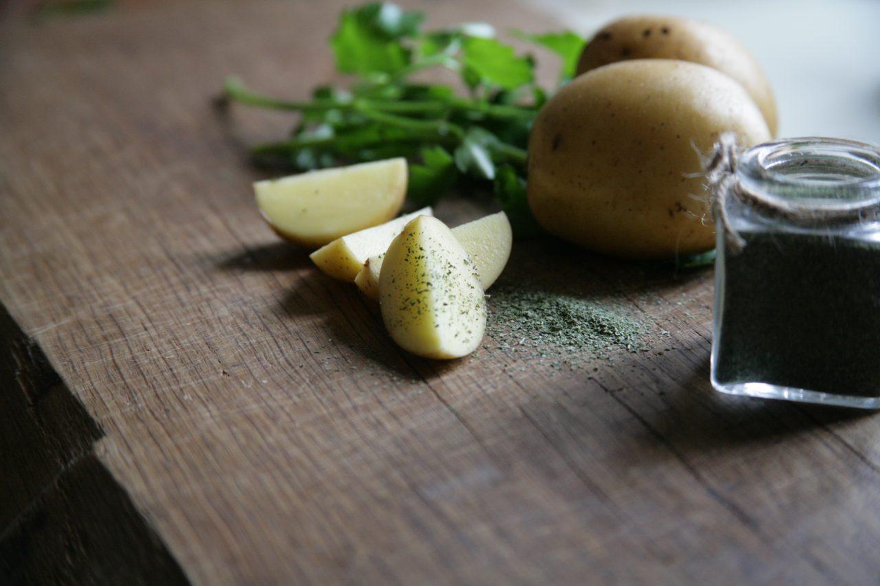 """Unser Winterrezpt - """"Ofenkartoffeln mit Oregano"""""""