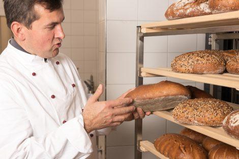 Der Bäckermeister lebt seine Passion