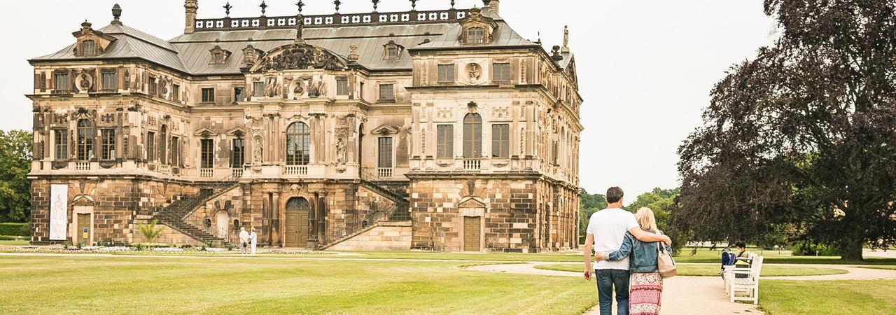 Entspannung im Großen Garten, dem grünen Herzen Dresdens