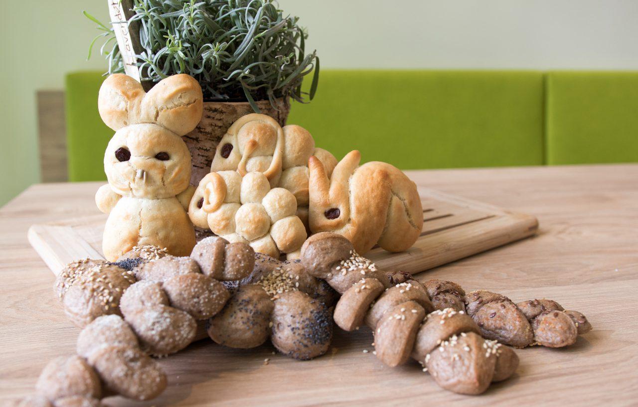 Werden Sie Osterbäcker bei uns im Landhotel Kräuterbergl!