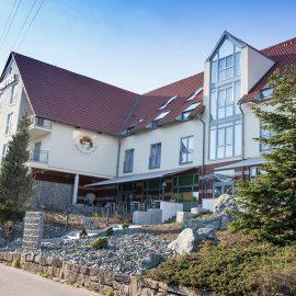 Ort für eine Auszeit – das Landhotel Kräuterberg'l Kreischa