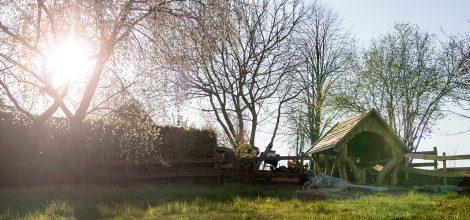 Frühling im Landhotel Kräuterberg'l Kreischa